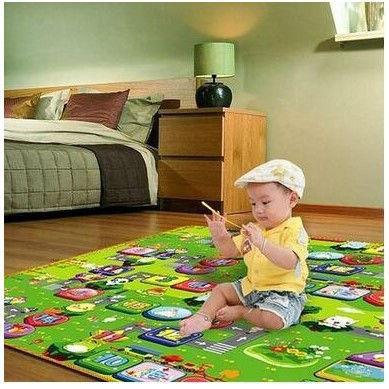 Baby Kid Toddler Play Crawl Foam Blanket Rug